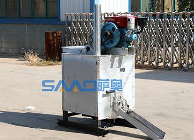 SA300机械单缸热熔斧